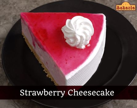 Ever experienced happiness condensed? Get your sublime sweet fix with the velvety smooth Cheesecake at The Bakerie.