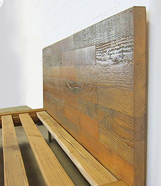Superb Joshua Reclaimed Platform Bed: $1600   $2100 Design Ideas