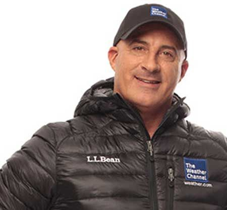 who is jim cantore dating She along with others like jen carfagno and jim cantore co-host the famous america's morning headquarters or amhq during the weekdays  girlfriend, salary.