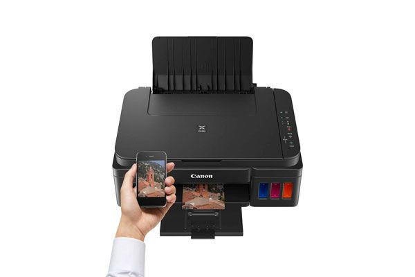 A printer, scanner and copier all in one