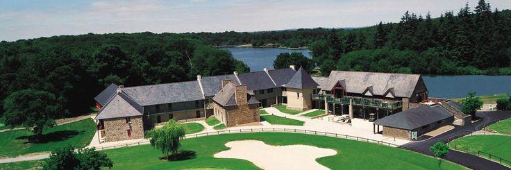 Saint-Malo Hotel Golf & Country Club Le Tronchet à Le Tronchet, Bretagne