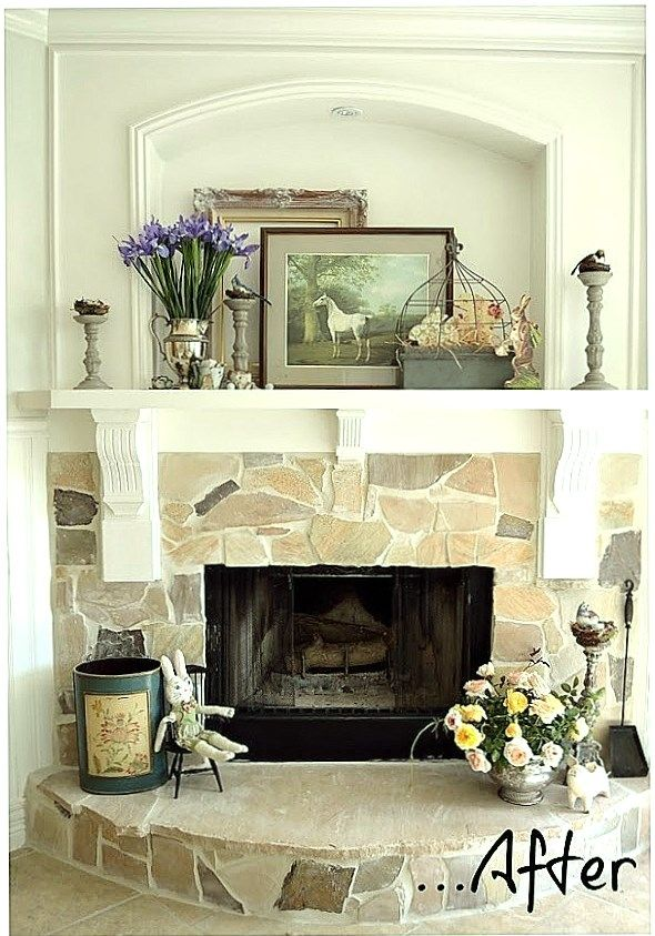 17 best images about fireplace mantel vignettes on