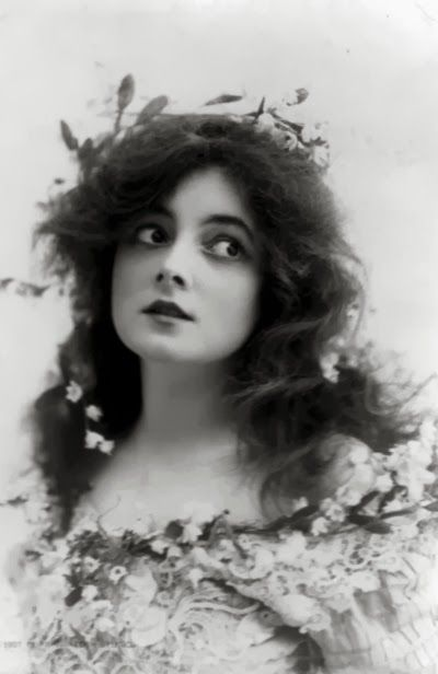 Marie Doro - 1902 - American stage and film actress of the early silent film era