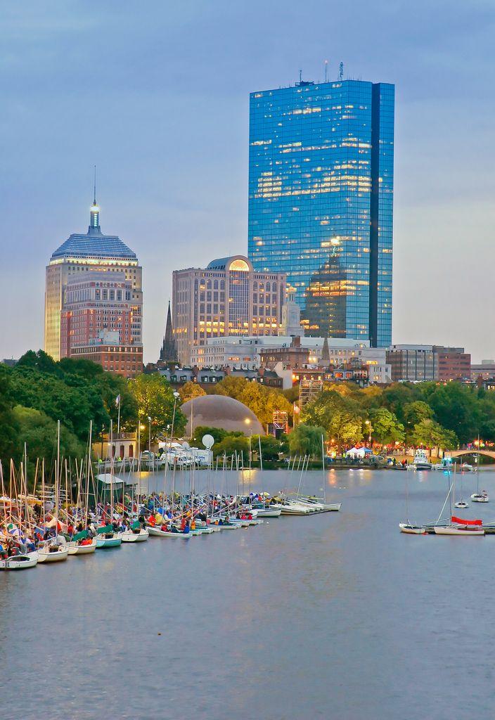 Boston | La Torre de Pei