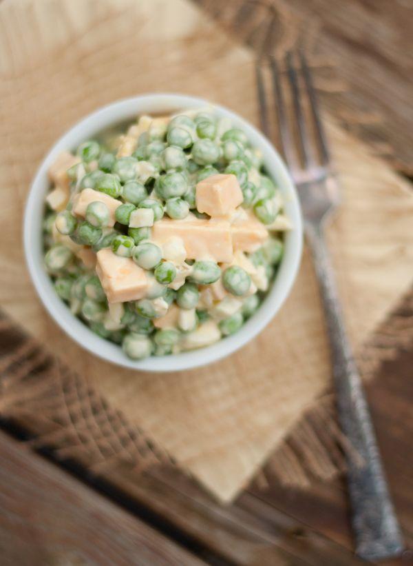 Pea Salad | this heart of mine