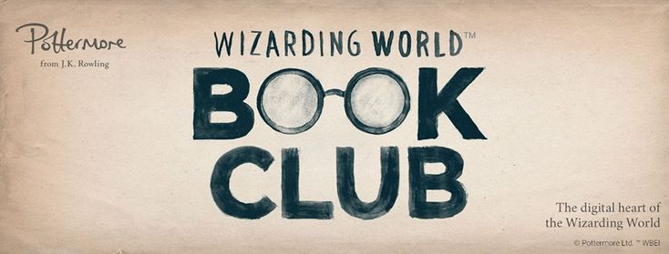 Clube do Livro oficial sobre Harry Potter será lançado mundialmente