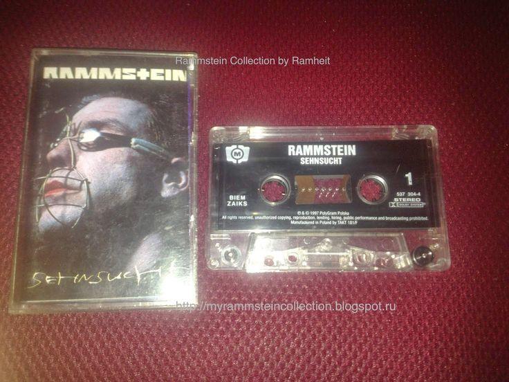Sehnsucht (Polish Cassette)