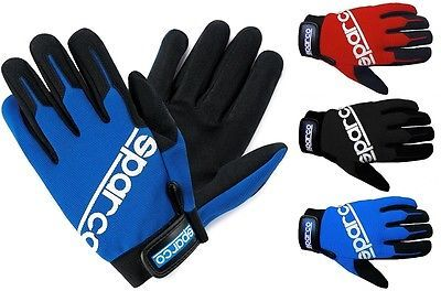 #Genuine sparco meca-2 driving, go karting, #racing, track day & mechanics #glove, View more on the LINK: http://www.zeppy.io/product/gb/2/262125914927/