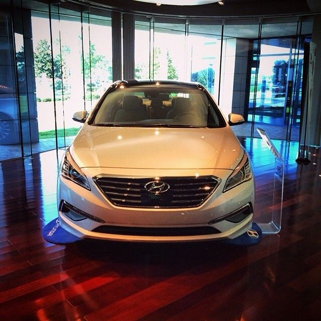 17 best images about hyundailove on pinterest sedans for Hyundai motor manufacturing alabama