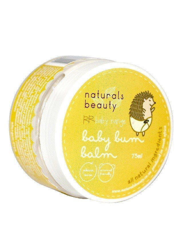 Naturals Beauty Baby Bum Balm