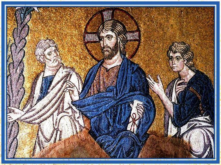 Jesús, mi buen Jesús, mi amado Jesús, mi Señor, mi Pastor, mi Salvador, mi Dios, te adoro como Hijo del Padre Eterno, c...