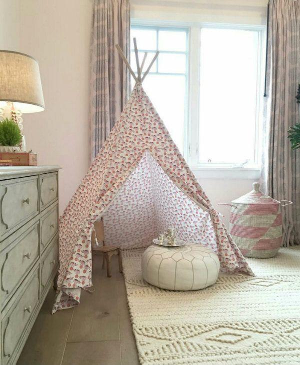 sweet little pink room byKelly Nutt Design