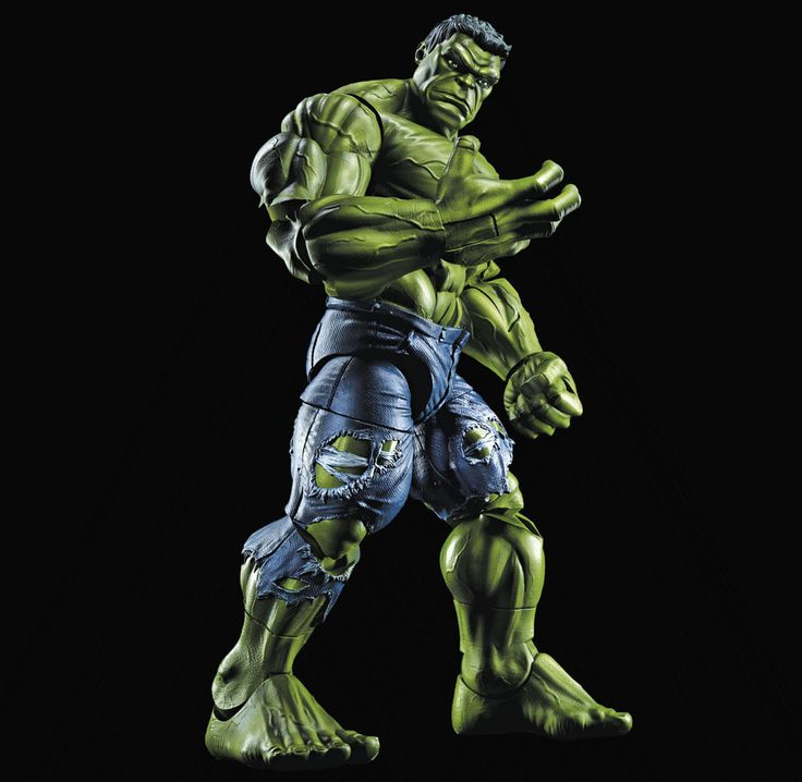 Hasbro Marvel Legends 12 Inch THE INCREDIBLE HULK Action Figure NEW IN STOCK