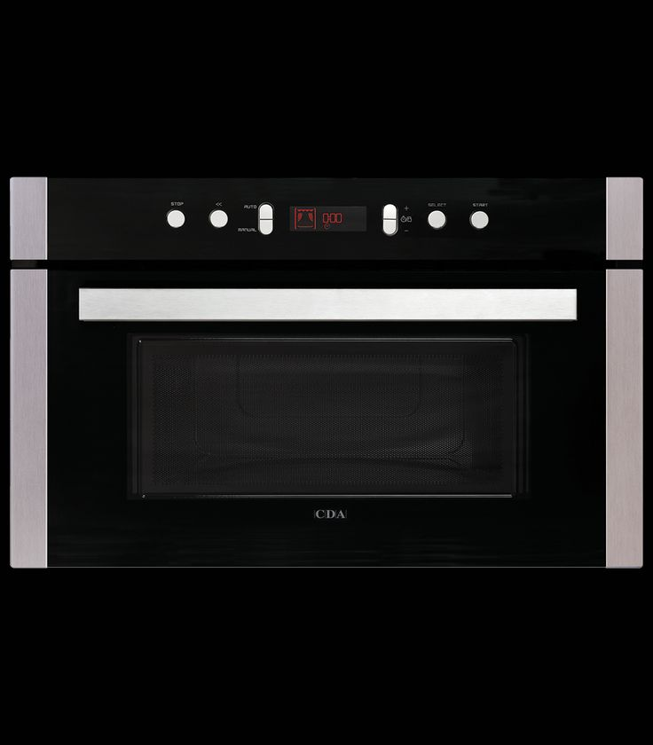 delightful Cda Kitchen Appliances #1: Kitchen Appliances - Microwaves (vm600) | CDA