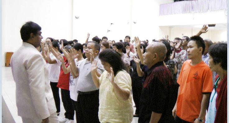 Healing and Blessing Crusade