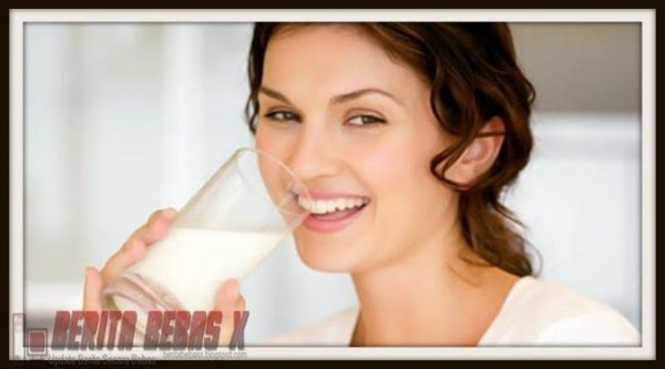 Susu diminum buat asam lambung meningkat, Tau kenapa? ~ Berita Bebas X