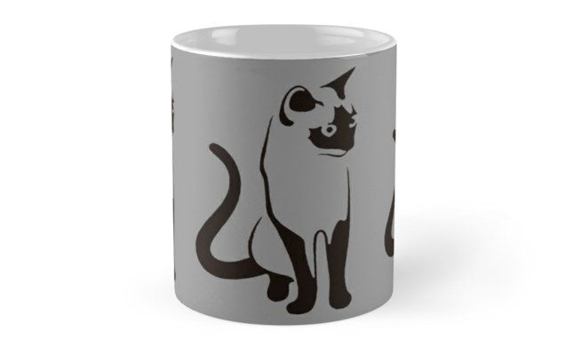 Ideal gift SIAMESE CAT MUG