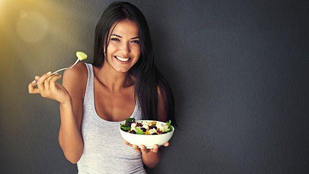 Štíhlé ženy vědí, jak jíst a nepřibrat.