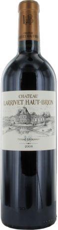 Château Larrivet Haut-Brion rouge 2008 - Pessac-Léognan, 16/20 : Un vin dense, compact, droit, assez tannique, de belle longueur. Très réussi  En savoir plus : http://avis-vin.lefigaro.fr/vins-champagne/bordeaux/graves/pessac-leognan/d14506-chateau-larrivet-haut-brion/v14507-chateau-larrivet-haut-brion/vin-rouge/2008#ixzz2mUgj6bfu