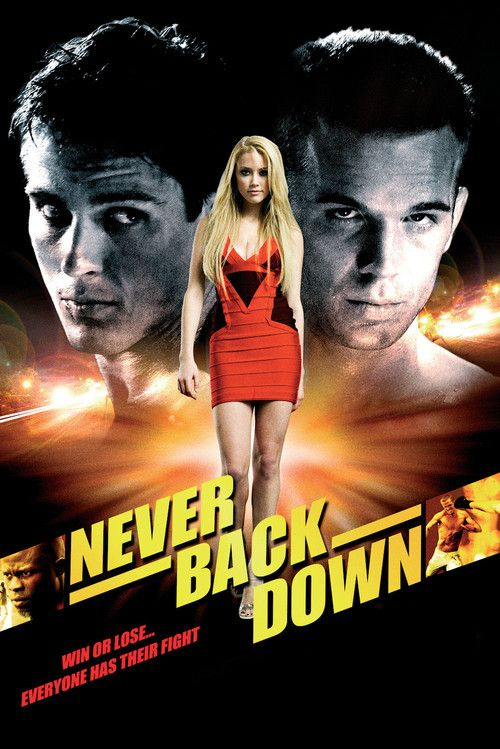 Watch Never Back Down (2008) Full Movie Online Free