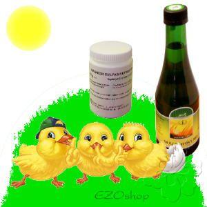 Detoxikácia pečene - pečeňová očistná kúra - Glauberová soľ + Olivový olej BIO