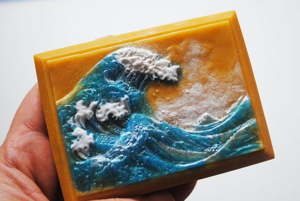 Inspired 'Tsunami' parody Soap