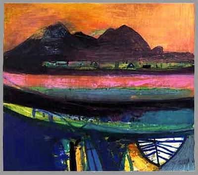 Barbara Rae (Scottish b.1943)