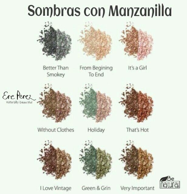 Sombras Ere Perez con manzanilla  #Michoacán