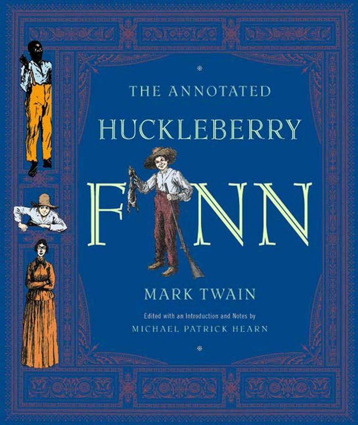 The Annotated Huckleberry Finn, Mark Twain, (Hardback) Autumn 2000