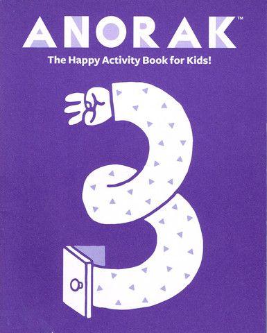 ANORAK ACTIVITY BOOK #3