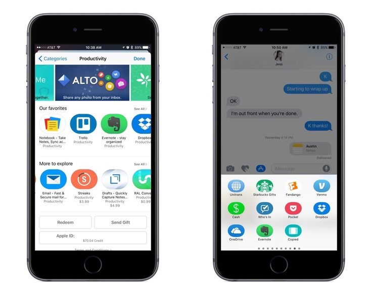 More Than Stickers: Exploring iMessage App Utilities