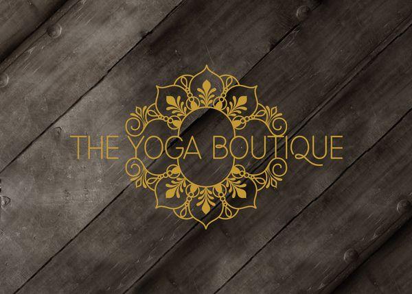 The Yoga Boutique by Karolina Koch, via Behance