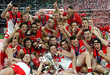 Sydney Swans...my favourite team
