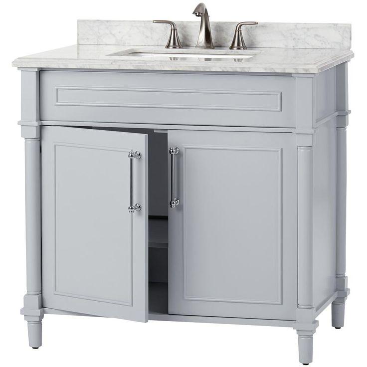 595 Best Bathrooms Images On Pinterest 42 Inch Vanity