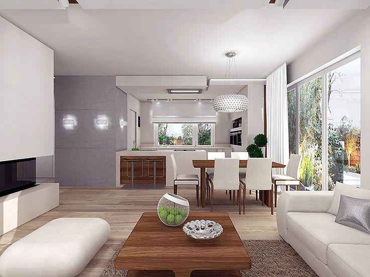 Wnętrza do projektu Kaszmir (127,55 m2). Pełna prezentacja projektu jest dostępna na stronie: https://www.domywstylu.pl/projekt-domu-kaszmir.php. #kaszmir, #projekt #dom #projektygotowe, #domyparterowe, #domywstylu, #mtmstyl, #architektura, #architecture, #design, #wnetrza, #interiors