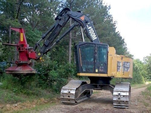 2006 CAT 521B Track Feller Buncher | Recent Price Changes | Heavy