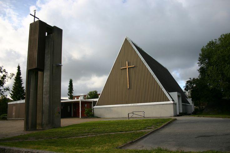 gotborg szwecja  kościoły