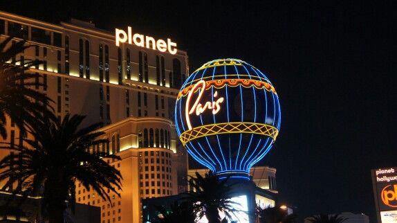 New years in Vegas <3