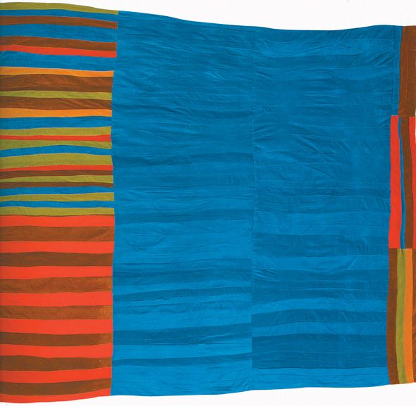 :Gee's Bend Quilt 1942 quilt from Gee's Bend, Alabama, created by Missouri Pettway (1902-1981)