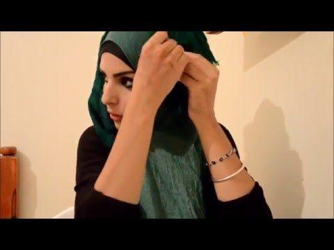 Hijab Styles 2014 / Part 1 | Shamshom brunette - YouTube