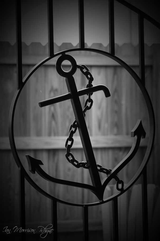Anchor pic...metal design