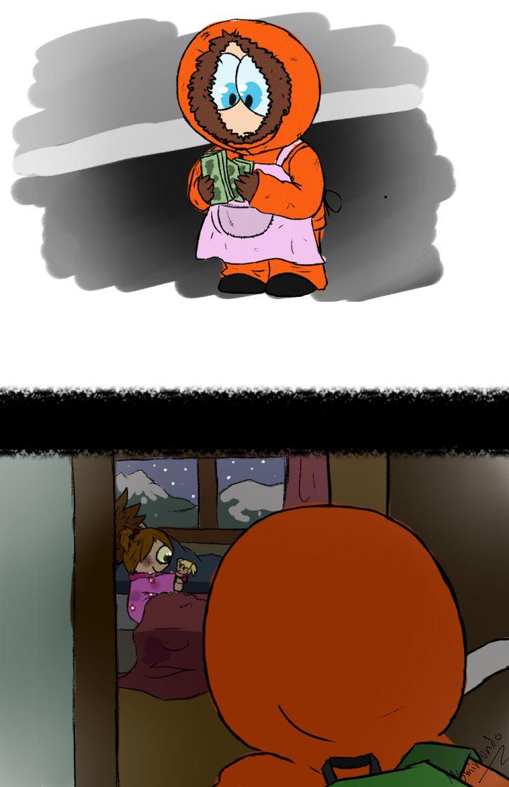 South Park -Regalo de Kenny by Msmimundo.deviantart.com on @DeviantArt