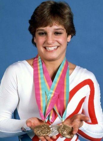 Mary Lou Retton Haircut