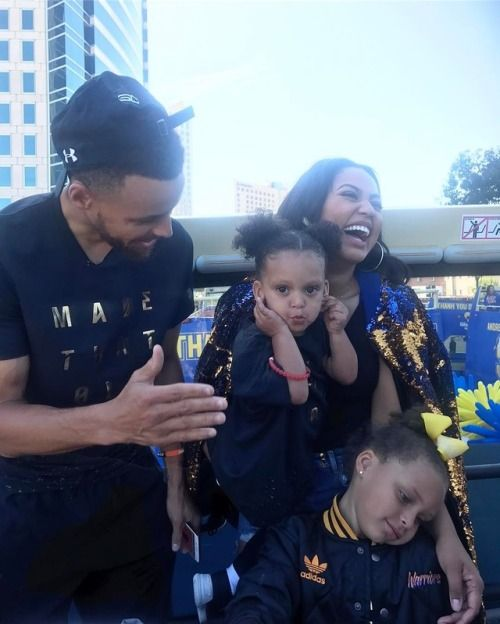 The Curry Family