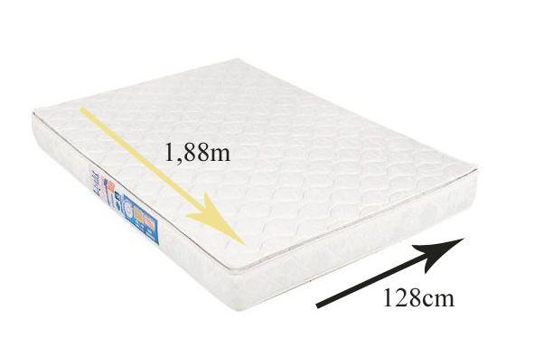 cama viúva medidas