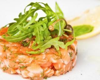 Tartare de saumon aux agrumes : Savoureuse et équilibrée | Fourchette & Bikini