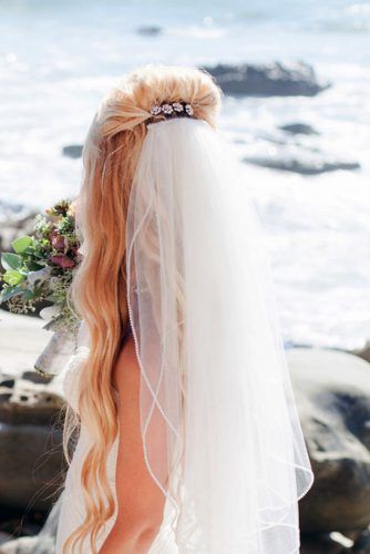 bridesmaid hair styles for hair best 25 wedding hairstyles with veil ideas on 7058