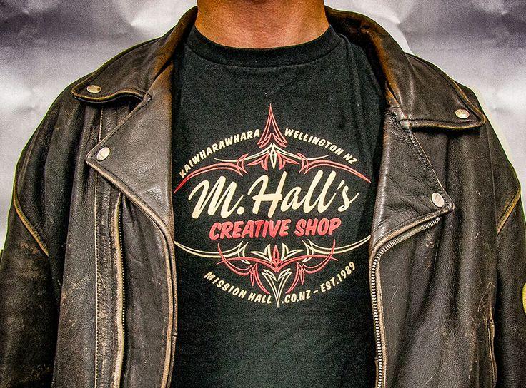 M. Hall's Creative Shop –Mission Hall Wellington, New Zealand