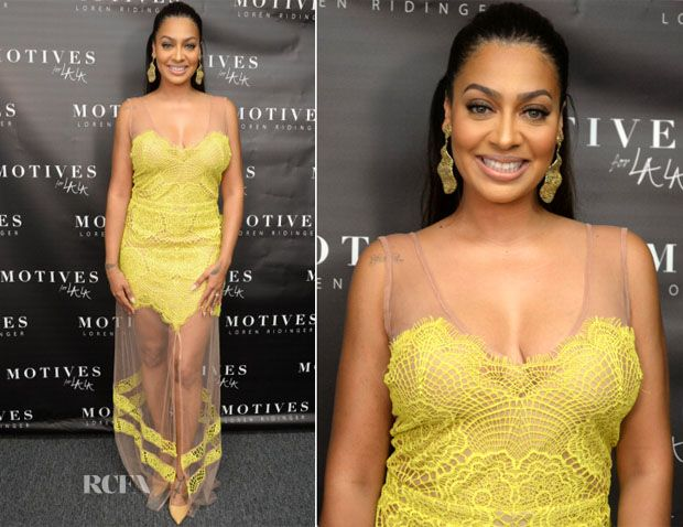 La La Anthony In For Love & Lemons – 2014 Market America International Convention