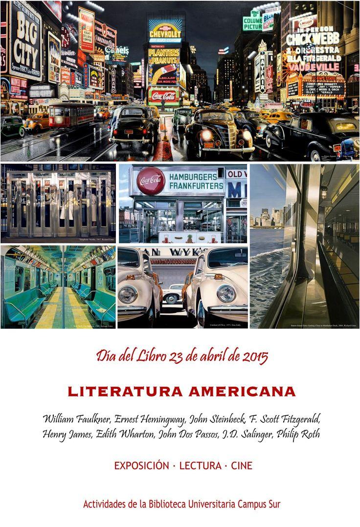 Día del Libro 2015 | Dedicado a la Literatura Americana |